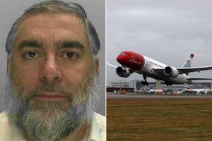Bị lỡ chuyến bay, một người đàn ông tung tin trên máy bay có bom