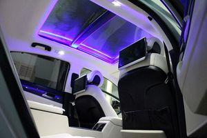 Hyundai Sonata độ nội thất theo phong cách Maybach