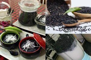 Cách nấu chè mè đen sánh ngon giúp làm đẹp da, giữ dáng hiệu quả