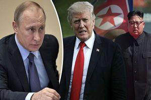 Mỹ giáng thêm đòn trừng phạt Triều Tiên, Nga phản ứng mạnh mẽ