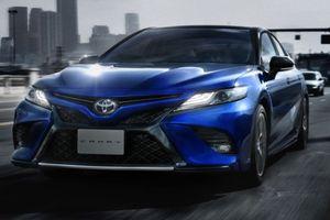 Toyota Camry Sport mở bán tại Nhật Bản, giá từ 772 triệu đồng