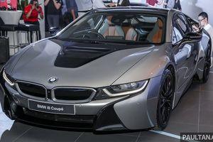 BMW i8 Coupe thế hệ mới ra mắt thị trường Đông Nam Á