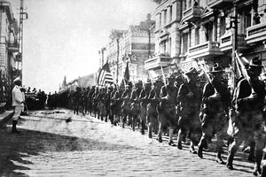 Đại sứ quán Nga tại Mỹ: '100 năm trước, quân Mỹ tới Nga gây ra vụ can thiệp đẫm máu'