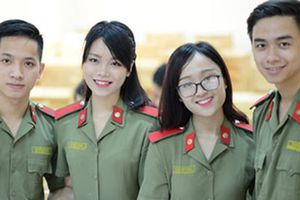 Học viện An ninh nhân dân tuyển bổ sung 3 chỉ tiêu năm 2018