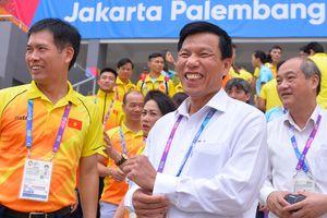 Bộ trưởng Thiện mong VĐV Việt Nam tại ASIAD fair-play như U23