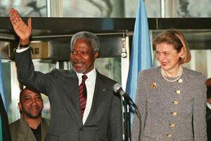 Nhìn lại cuộc đời và sự nghiệp của cựu Tổng Thư Ký LHQ Kofi Annan