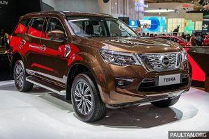 Nissan Terra ra mắt tại Thái Lan với động cơ Diesel tăng áp kép mới