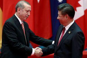 Trung Quốc hỗ trợ tinh thần, khẳng định Thổ Nhĩ Kỳ sớm vượt qua khó khăn