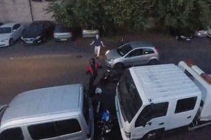 Tài xế dũng cảm chặn đứng vụ trộm xe máy