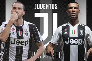 Ronaldo và đội hình dự kiến của Juventus ở trận mở màn Serie A