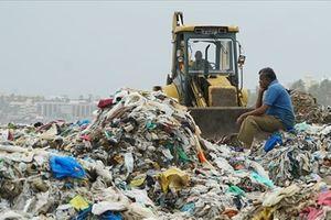Rác nhựa ở Châu Á: Sợi dây thòng lọng thít cổ đại dương