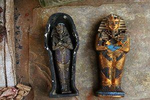 Tiết lộ cực sốc về tư thế ướp xác của pharaoh Ai Cập