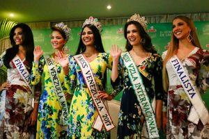 Hoa hậu Venezuela bất ngờ bị tước quyền tham dự Miss World 2018 khiến fan hụt hẫng