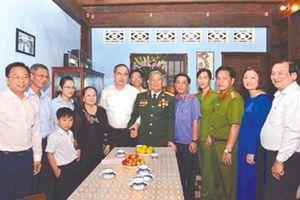 Người viết tiếp về huyền thoại Biệt động Sài Gòn