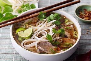 Phở Việt Nam có tên trong 20 món ăn ngon nhất thế giới