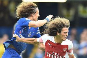 Chelsea 3-2 Arsenal: The Blues đẩy 'Pháo thủ' xuống vị trí thứ 17