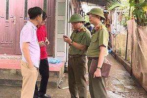Công an cung cấp nhận diện hung thủ sát hại 2 vợ chồng ở Hưng Yên