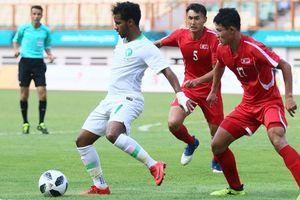 HLV Saudi Arabia: 'Chúng tôi sẽ chơi tốt hơn nếu gặp Olympic Việt Nam'