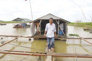 Chờ hồi sinh làng cá bè La Ngà sau 'cơn bão' cá chết