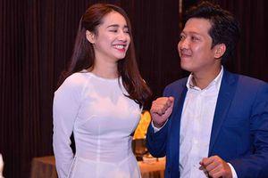 Nhã Phương xác nhận làm đám cưới với Trường Giang vào tháng 9