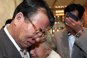 Cụ bà Hàn Quốc 101 tuổi đến Triều Tiên gặp thân nhân sau 70 năm ly tán