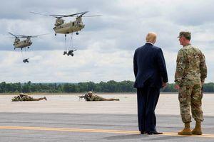 Tướng Cương: Mỹ, Trung Quốc và Nga đang 'âm thầm' chạy đua vũ trang