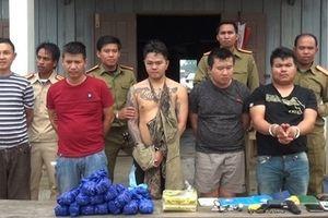 Cuộc chiến chống tội phạm ma túy ở vùng cửa ngõ biên giới Việt-Lào