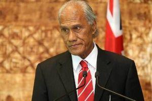 Thủ tướng Tonga vừa phất cờ cứng rắn với Trung Quốc, đã 'hạ cờ'