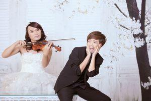 Bích Phương ơi, đã nghe hit 'Em muốn' của Tiến Luật được quay lén bởi… bà xã Thu Trang chưa?