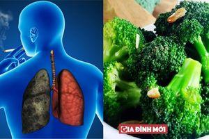 7 loại thực phẩm giúp thanh lọc phổi tốt nhất ai cũng nên ăn mỗi ngày