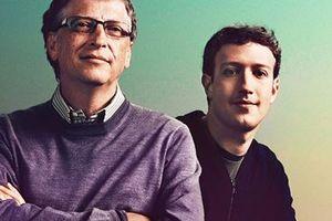 CEO Facebook: Bill Gates chính là nguồn động lực, người truyền cảm hứng thành công cho tôi
