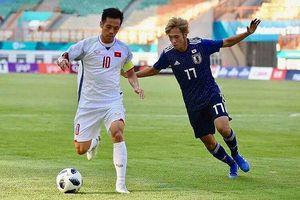 Olympic Việt Nam sẽ đụng độ đội bóng nào ở vòng 1/8 ASIAD 2018?