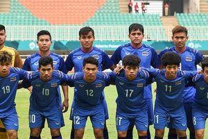 Bóng đá ASIAD 2018: Triều Tiên thắng đậm, Thái Lan bị loại