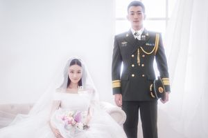 Trương Hinh Dư cưới lính đặc chủng chống khủng bố ngày 27/8