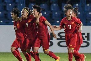 Thua Nhật Bản 0-7, ĐT nữ Việt Nam có thể đối đầu Đài Loan ở tứ kết