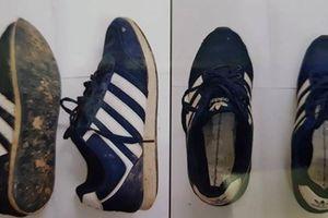 Điều bất ngờ từ đôi giầy của hung thủ giết 2 vợ chồng ở Hưng Yên