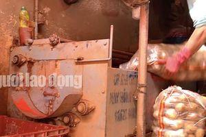 'Vạch mặt' chiêu trò phù phép nông sản Trung Quốc nhái Đà Lạt