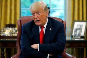 Tổng thống Trump không mong đợi nhiều từ đàm phán thương mại với Trung Quốc