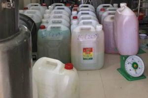 'Thuốc ho' sản xuất từ dầu ăn