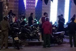 Hỗn chiến dữ dội tại quán bar Enjoy Club, nhiều người bị thương