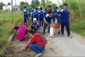 Tăng cường công tác bảo vệ môi trường và thu gom xử lý rác thải