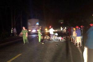 2 xe máy đối đầu, 3 người thương vong ở Đắk Lắk