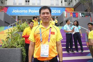 'VOV có bản quyền ASIAD 2018 sẽ giúp VĐV Việt Nam thi đấu tốt hơn'