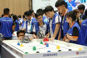 Chung kết cuộc thi tài năng Robot - Robotacon WRO 2018