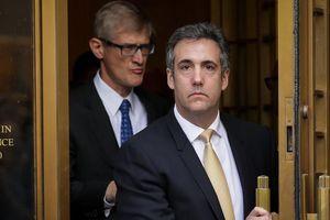Luật sư nhận tội, nói phối hợp với Trump để 'ảnh hưởng bầu cử' 2016