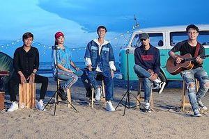 Rapper Đen cùng Lynk Lee, Kimmese khoác áo mới cho loạt hit Vpop cũ