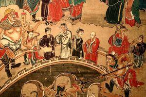 Giải mã bất ngờ quan niệm địa ngục của người phương Đông