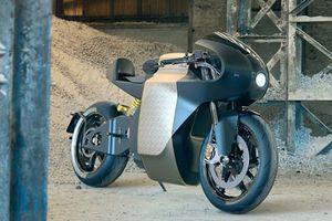 'Soi' siêu môtô điện Sarolea Manx7 giá 1,15 tỷ đồng