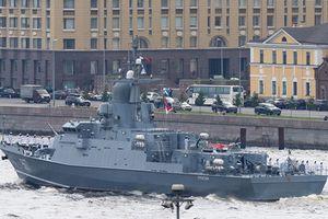 Hải quân Iran đang 'dòm ngó' tàu chiến nào của Nga?