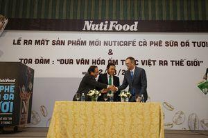 Đưa cà phê sữa đá Việt ra thế giới